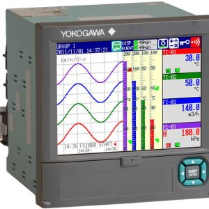 Yokogawa Panel Mount Recorders Touch Screen Recorder and Button Operated Recorder and Removable Chassis Recorder and paperless Recorder Wireless bangladesh Supplier and Automation service provider distributor and Importer