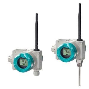 Siemens Temperature Transmitter