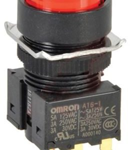 Push Buttons / Indicator Lamps Omron