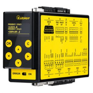 Safe Speed Monitors Reliable and safe speed monitoring