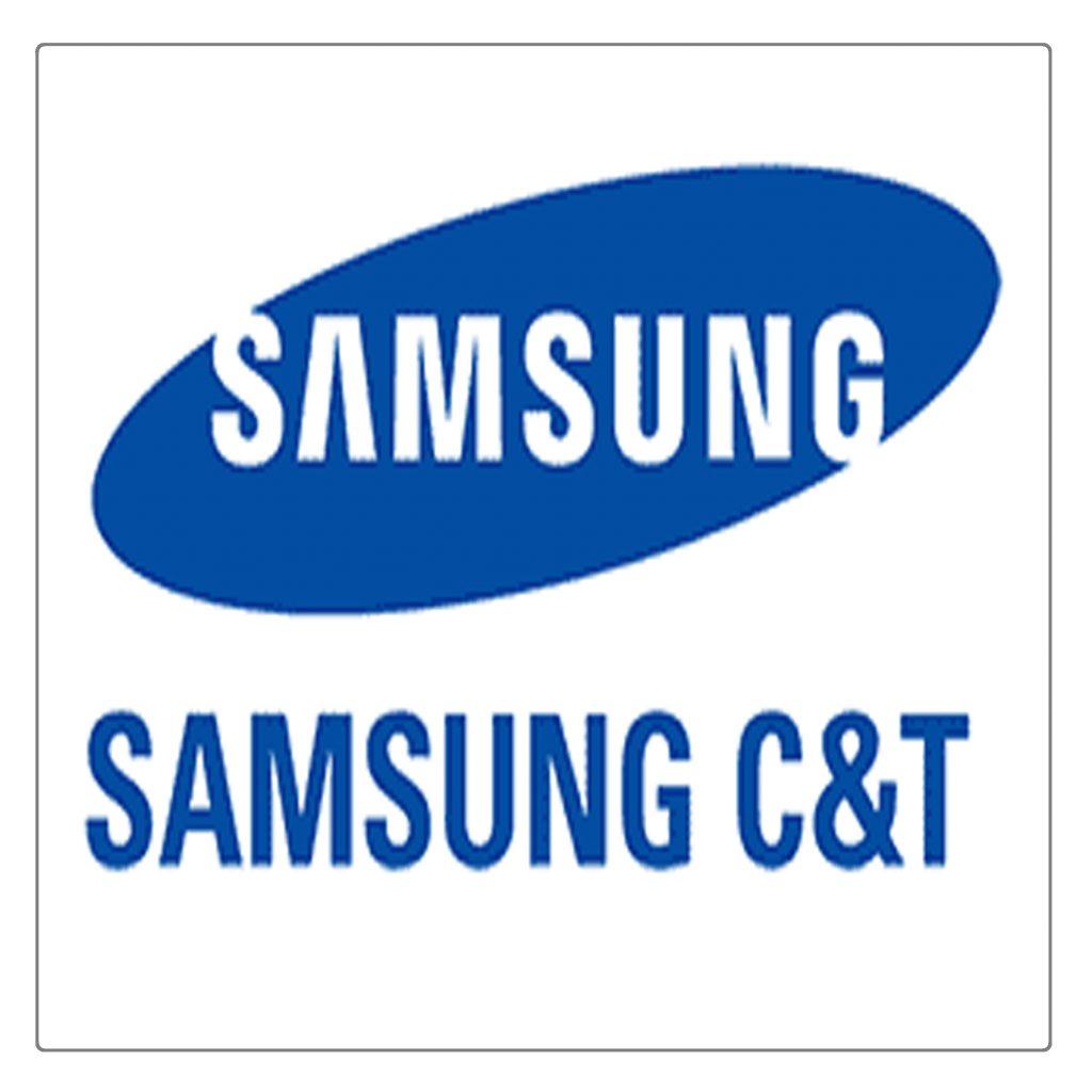 Samsung C&T Hydac Supplier